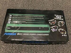 Furman M-10x E Power Conditioner
