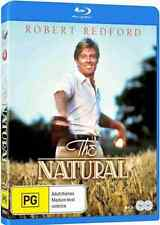 THE NATURAL (Special 2 disc edition) Robert Redford - BLU RAY  Sealed Region B