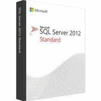 SQL Server 2012 Standard Product Key License Download 30 SECs DELIVERY