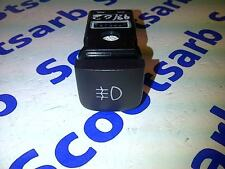SAAB 900 9-3 93 Dashboard Switch Headlamp Rear Fog Light 1997 - 2003 4733952 OE