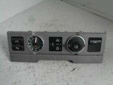 Range Rover L322 Air Suspension Switch Control Panel YUL500710PUY