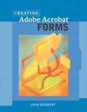 Adobe Acrobat Forms by John Deubert
