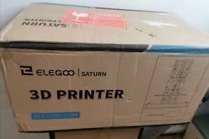 Elegoo Saturn Resin 3D SLA printer, 4K screen, BNIB Inc. SaturnPro Build Plate