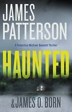 HAUNTED AUDIOBOOK BY JAMES PATTERSON & JAMES O. BORN UNABRIDGED ON 6 CD'S NEW