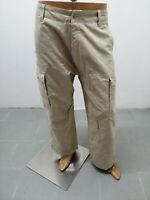 Pantalone TIMBERLAND Uomo Taglia Size 34 Pants Man Cotone P 6337