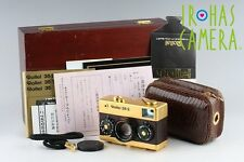Rollei 35S Gold 35mm Point & Shoot Film Camera With Box #9893E1