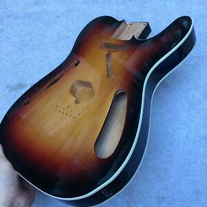 Guitar body Telecaster Thinline nitro paint SS hollow 3TS 1.46 KG