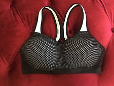 Sport Bra Champion Black And White Cup Padded
