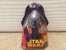 2005 Star Wars Revenge of the Sith Royal Guard Blue #23 Senate Security NIB ROTS