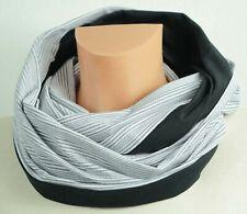 Unisex Duo Loop schwarz weiß