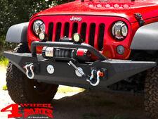 Frontbügel Winch Bumper Spartan Standard Ends mit Bügel Jeep Wrangler JK 07-18