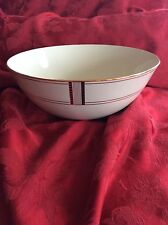 NEW FLAWLESS Exceptional LENOX Art Deco Jeweled Essences Fine China Serving BOWL