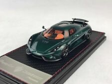 Car Model SophiArt Koenigsegg Regera 1:43 (Green) + GIFT!