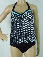 NWT JAG Swimsuit Tankini 2 piece set Black Size Small ($78 top $58 Bottom) NEW
