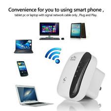 300Mbps WiFi Blast Wireless Repeater Range Extender WifiBlast Amplifier White