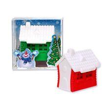 943590 TRENDHAUS Radierer Radiergummi Santa's Home