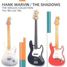 hank marvin & the shadows - singles collection (CD) 654378030222