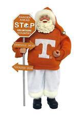 Santa's Workshop 'Tennessee Country' Santa NCAA Volunteers Christmas Figurine