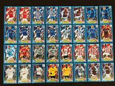 MATCH ATTAX EXTRA 17/18 New Signing full set 32 cards cheap !!!