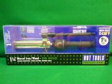 """Hot Tools Professional 1 1/4""""  Marcel  Iron Wand 24K Gold Barrel  #1105 New"""