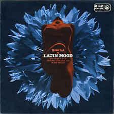 "1963 Satoru Oda & His Group – Tenor Sax In ""Latin Mood"" Vinyl LP 黑膠唱片 Lazz"