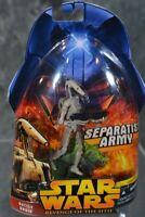 2005 Hasbro Star Wars Revenge Sith  BATTLE DROID  Separatist Army Action Figure