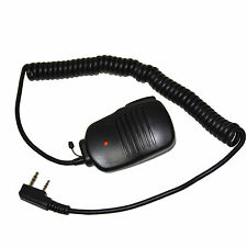 2 Pin PTT Mini Speaker Microphone for Puxing PX-888 PX-777 PX-666 PX-333 PX-328