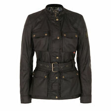 Belstaff Roadmaster Jacket Lady Classic Brown New With Tags $795