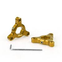 Fork Preload Adjusters For Kawasaki Z 750 Yamaha R1 Suzuki GSXR 1000 14mm GD T3