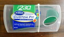 Dr.Scholls Custom Fit Orthotic Inserts CF 230 Brand New Sealed Free Shipping