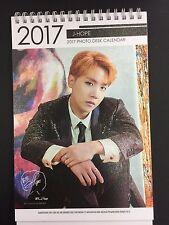 Kpop 2017 & 2018 K pop BTS J-HOPE High Quality Official Photo Desk Calendar