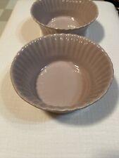 "Costa Nova Portugal Stoneware Lilac 61/4"" Soup/cereal Bowl(s) SOCEA3"