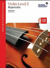 Royal Conservatory Violin Series 2013 Repertoire Level 2 Bk&CD