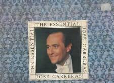 JOSE CARRERAS LP ALBUM THE ESSENTIAL JOSE CARRERAS