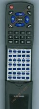 Replacement Remote for MCINTOSH 121036, HR100, C42