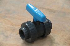 Vanne PVC 1/2 pouce DN15 15*21