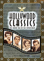 Hollywood Classics: The Golden Age of the SilverScreen (DVD 5-Disc) New & Sealed