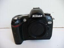 Nikon D70 fotocamera DSLR-solo corpo (NO BATTERIA-non testato)