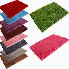 11-Color Soft Shaggy Non Slip Absorbent Bath Mat Bathroom Shower Rugs Carpet mat