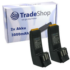 cdd12esc 3x ORIGINAL ACCU ® Batterie 12 V 3000 mAh pour Festo Festool cdd12es