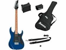 Chitarre elettriche blu Ibanez