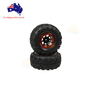 "18072 HSP 1/10 Rock Crawler Pre-Mounted Wheel Complete 2.2"" Soft Tyres for 94180"