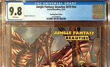 Jungle Fantasy: Beauties 2019 #nn CGC 9.8 Single Highest Graded Avatar Press