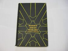 Modern Jewish Problems by Rabbi Roland B. Gittelsohn