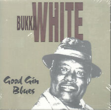 Good Gin Blues by Bukka White (CD, 1995 Drive) German Import/Delta Blues/Sealed