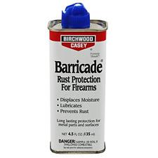 Birchwood Casey Cleaning Supplies Barricade Rust Metal Firearm Protect 33128