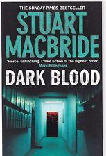 Dark Blood by Stuart MacBride, Book, New (Paperback)
