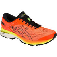 ASICS GEL KAYANO 25 Men's Running Shoes Orange Black Jogging Gym 1011A019-800