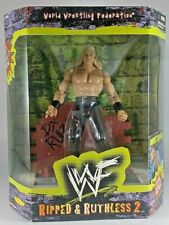 WWF WWE wrestling figure Triple H Ripped and Ruthless 2 HHH