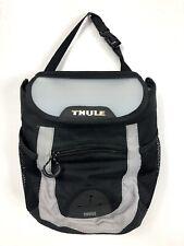 THULE Panier Bicycle Bag Carrying Storage Messenger Black